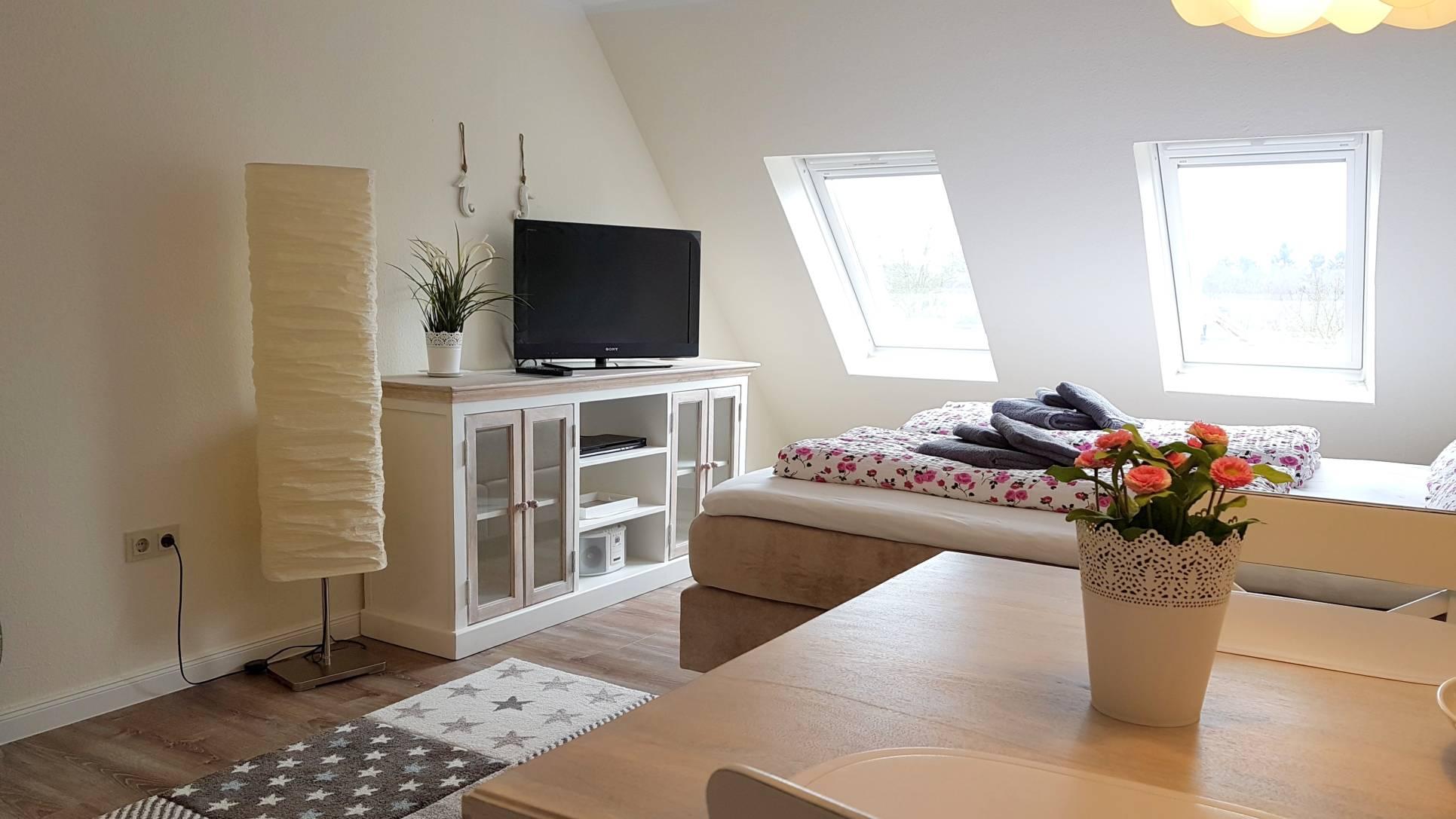 Borkum single appartement