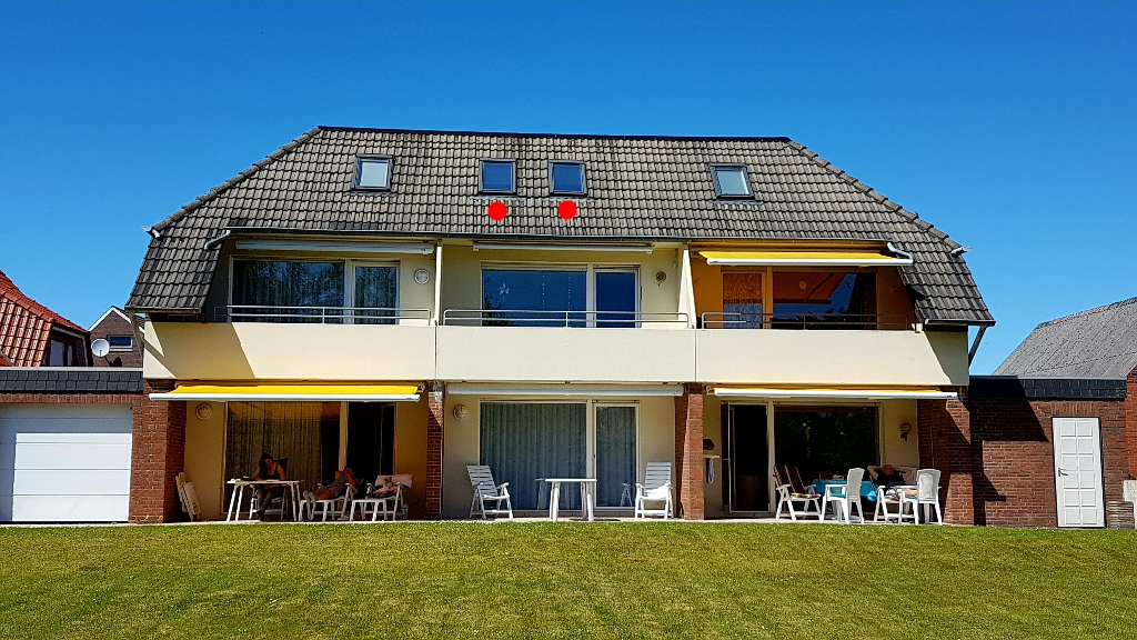 Borkum single appartement